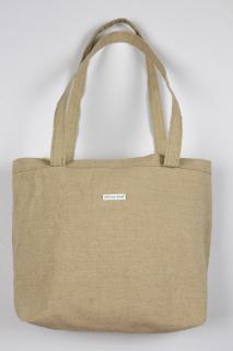 Lněná taška (kolekce Michelle)