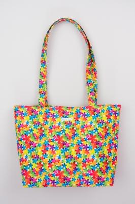 Kytičkovaná taška (kolekce Michelle)