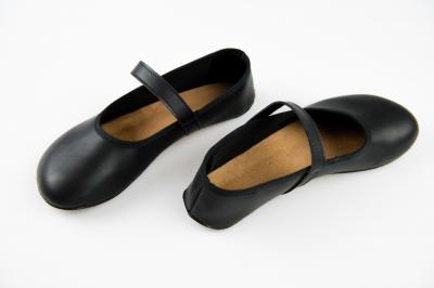 Černá balerínka (úzká)
