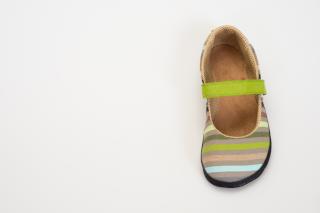 Ballerina Sunbrella® green stripes (Sundara)
